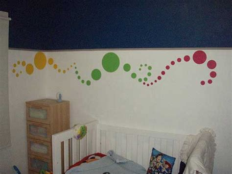 polka dot wall stickers thriving decorated room wall design 35 wall stickers