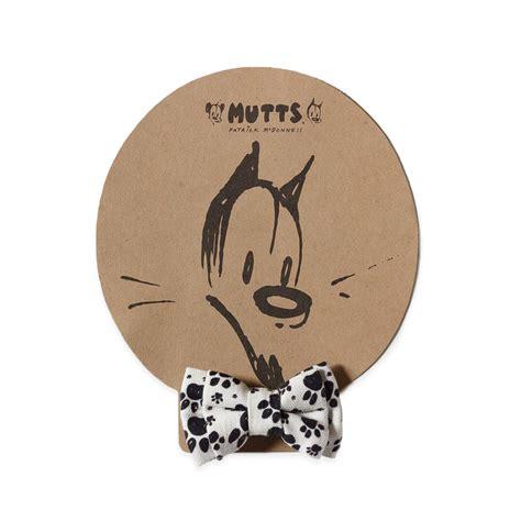 Print Bow Tie paw print bow tie mutts