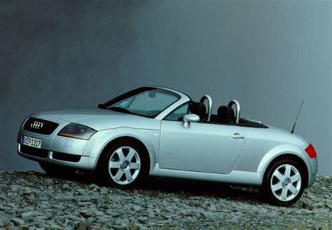 Audi Tt Erfahrungen by Testberichte Und Erfahrungen Audi Tt Roadster 1 8 T