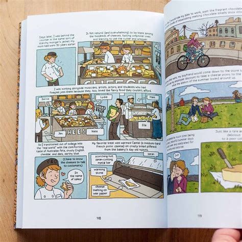 lucy film graphic novel a graphic novel for foodies a cup of jo