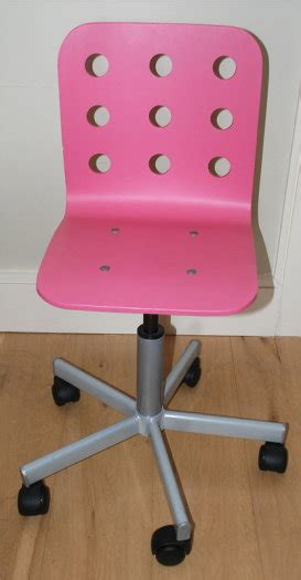 ikea desk chair pink ikea jules junior desk chair pink for sale in churchtown
