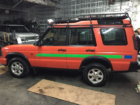 land rover discovery g4 edition 2003 land rover discovery 2 g4 challenge edition outback