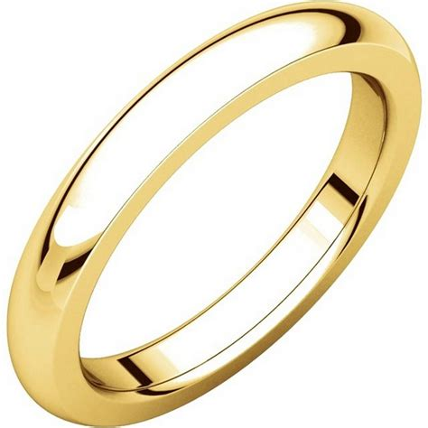 Comfort Wedding Bands by 115031e 18k Gold 4mm Wide Comfort Fit Wedding Band