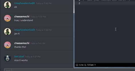 discord javascript error github leovoel beautifuldiscord adds custom css support
