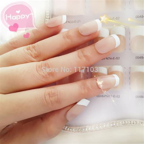 10 Tips For Nails by Brand New Classical False Nail Tips 10 Sizes
