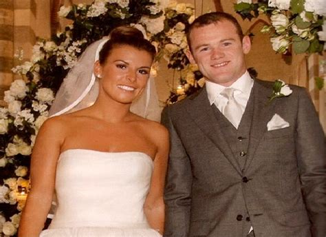 Coleen Mcloughlins 15 Million Wedding Deal by Wayne Rooney Coleen Mcloughlin 15 Million Most