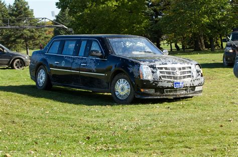 The Beast Presidential Limo by Driving The Cadillac Presidential Limo From Quot White House Quot