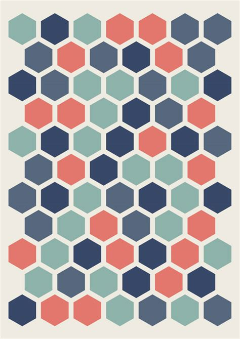 pattern and shape blog how to create an abstract geometric poster design