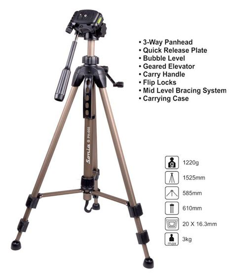 ph 660 tripod load capacity 3000 g excel tripod power light stand f122eaf