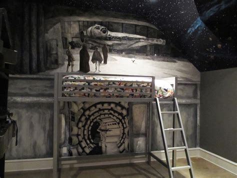 star wars bedroom decorations star wars murals traditional minneapolis by walls of