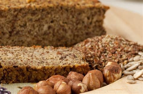 Amandel Brood rezepte brot backen glutenfrei mandelbrot amanprana