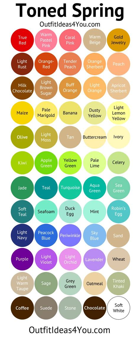 spring color 25 best ideas about spring color palette on pinterest