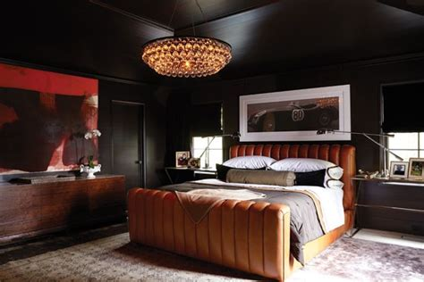 masculine master bedroom ideas masculine master bedroom bed pinterest