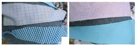 Karpet Informa desain motif pada keset kain perca kerajiinan pringapus