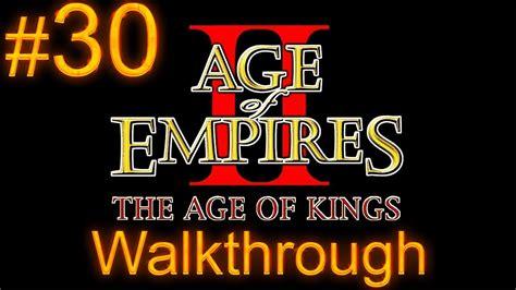 age of empires 2 walkthrough part 30 genghis khan age of empires 2 walkthrough part 30 genghis khan