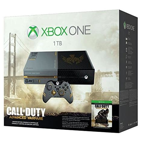 call of duty advanced warfare console xbox one xbox one console limited edition call of duty advanced