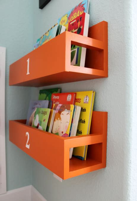 playroom bookshelves book storage inspiration the lil house that could