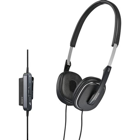 sony mdr nc40 noise canceling headphones musician s friend