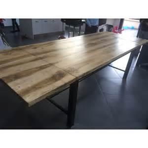 Table De Cuisine Avec Tiroir #2: Meuble-industriel-table-de-salle-a-manger-.jpg