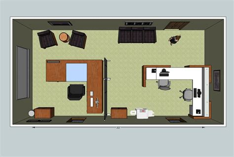 office design layout plan   http://www.ofwllc.com   Space