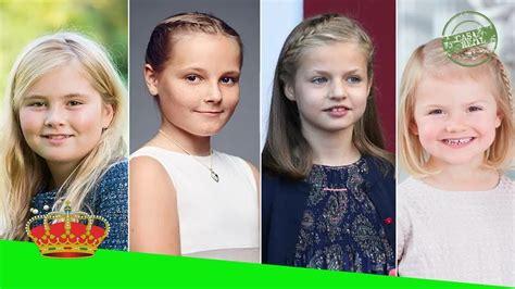 reinas y princesas sufridoras 841622000x casa real la princesa leonor y las futuras reinas de europa 2017 youtube