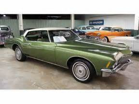 Riviera Buick 1971 To 1973 Buick Riviera For Sale On Classiccars