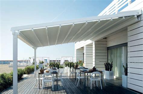 copertura per terrazzo esterno coperture per esterni in provincia di vicenza tenda idea