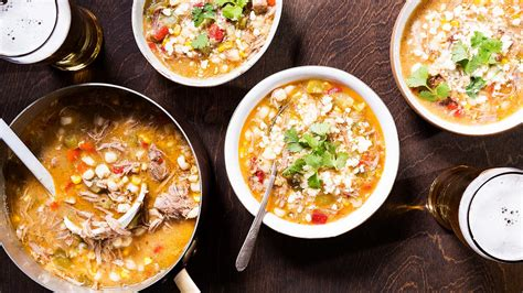 tailgating recipes for cold weather pork posole recipe tasting table