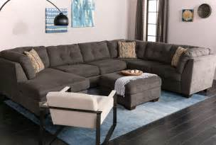 Home Decor Stores In California delta city steel 3 piece sectional w laf chaise living