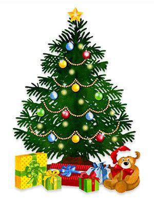 animated christmas trees christmas tree clipart