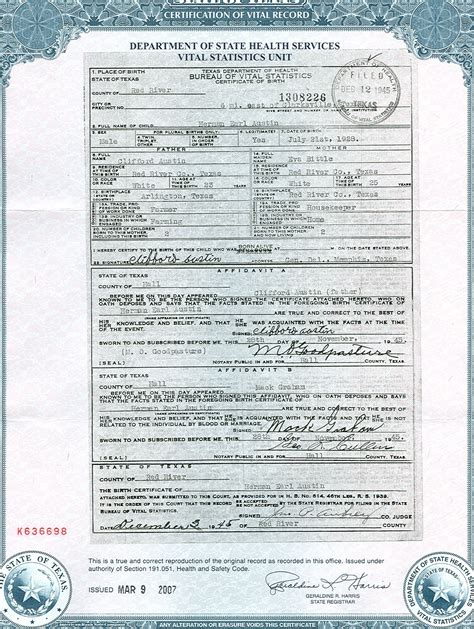 Divorce Records Houston Tx Birth Certificates That Are Pics Photos