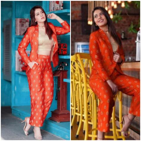 Yay Or Nay Wendesday Beckhams Sense Of Style It Or Leave It by Yay Or Nay Raashi Khanna In Mint Blush Designs
