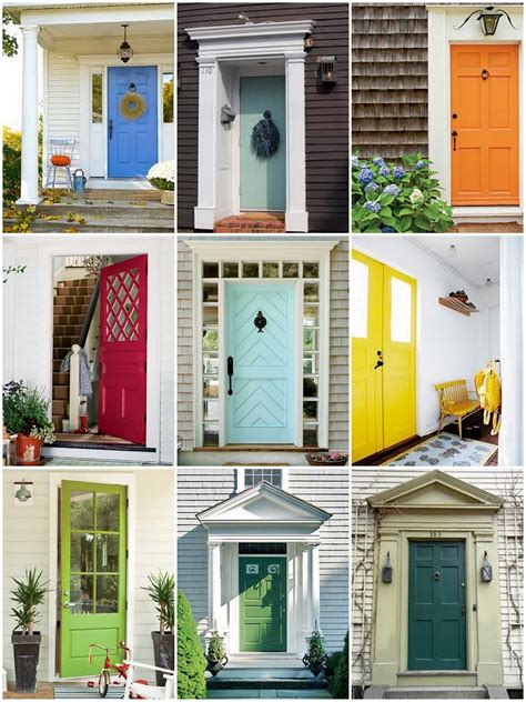 colorful doors colorful front door darling darleen a lifestyle design