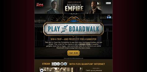 Verizon Sweepstakes Winner - playtheboardwalk com verizon hbo play the boardwalk sweepstakes and instant win game