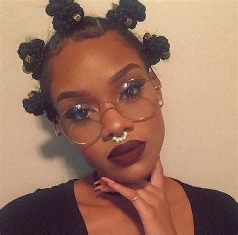 bantu knots hairstyle inspiration
