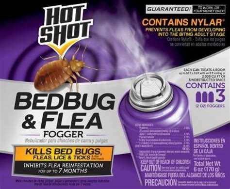 hot shot bed bug fogger hot shot bed bug glue trap 4 count target