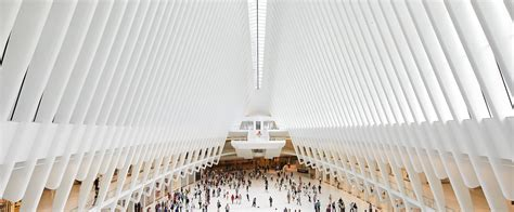 oculus WTC new york by santiago calatrava