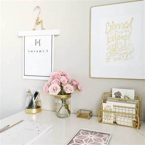 feminine home decor 373 best images about office space on pinterest home