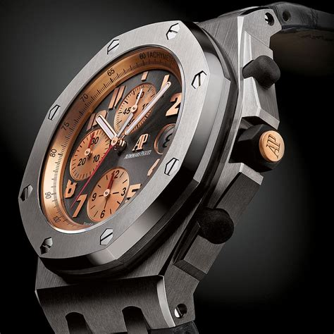 Ap Royal Oak Chrono Pride Of Indonesia Titan Grade Aaa audemars piguet royal oak offshore chronograph pride of