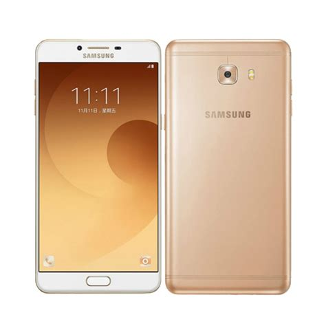 Handphone Samsung Galaxy C9 Pro handphone tablet mobile phones smartphone android samsung handphone galaxy c9 pro gold