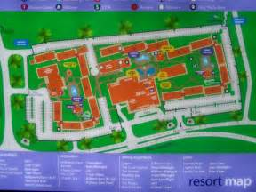 florida rooms map resort layout picture of doubletree by orlando at