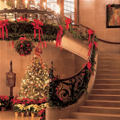 Live Garland Decor - homefurnishings decorating secrets from biltmore