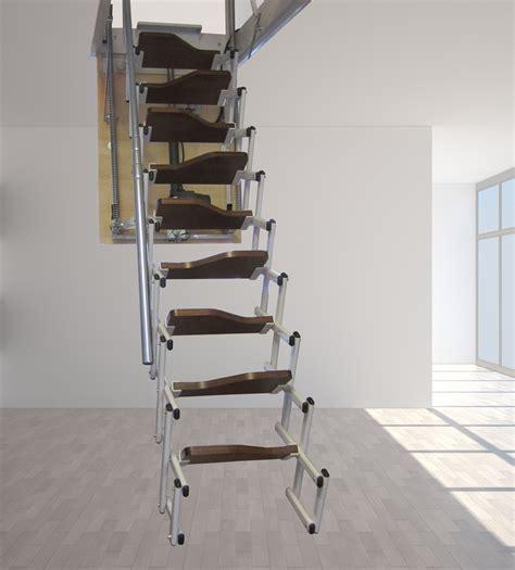 scala a scomparsa per soffitta scegliere la scala per collegare il sottotetto cose di