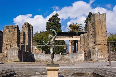 house of the faun 10 most fascinating pompeii ruins with photos map touropia