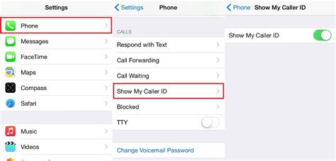block caller id on iphone how to hide your number when you call someone on iphone axeetech