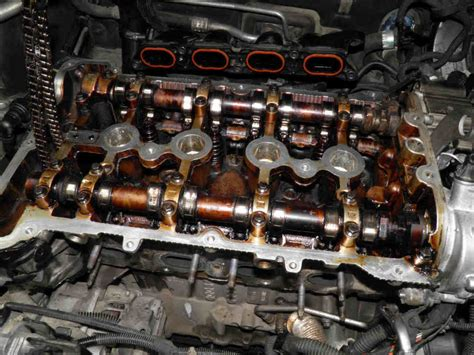 car engine repairs removal refit engine replacements how to refit the ep6 engine cylinder head