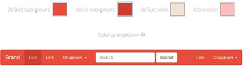 themes default bootstrap css global css to change navbar color in twitter bootstrap 3