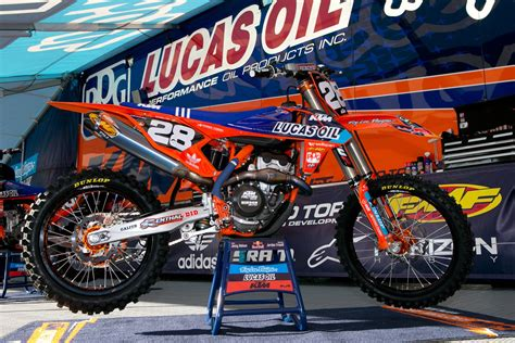 troy lee design graphics ktm troylee lucas oil ktm team intro 2015 blockpassmx