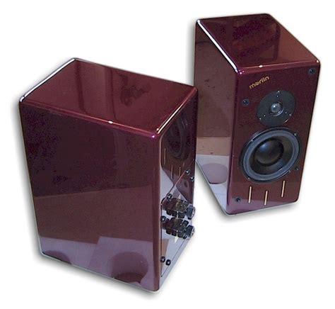 merlin systems tsm bookshelf speakers user review