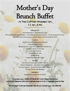 mother s day brunch buffet menu pdfsr com